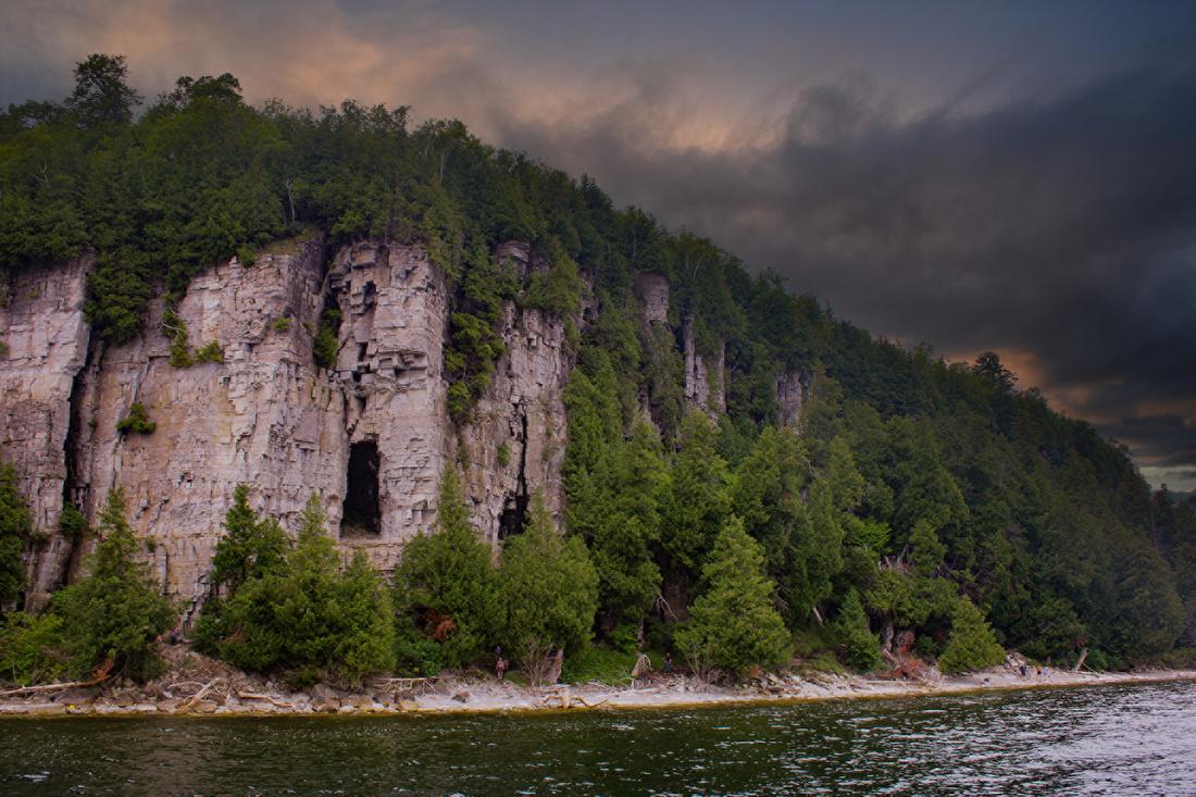 Door County Niagra Escarpment jpeg
